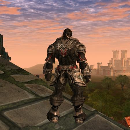 Kezeroths armor (non-legend) - aqw